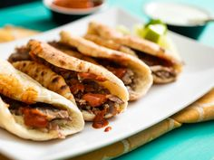 Tacos árabes are a Pueblan specialty with Middle Eastern influence, featuring cumin-marinated pork in a warm pita-bread wrapper. Here's how to make them at home.