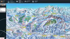 Schneesicher und 220 km lang das sind Gstaads Skigebiete Gstaad
