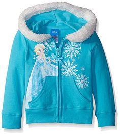 Knitting Patterns Hoodie Disney Girls Frozen Fleece Lined Knit Hoodie Jacket Little Girl Toys, Little Girl Outfits, Toys For Girls, Frozen Outfits, Disney Outfits, Frozen Dress, Disney Princess Toys, Disney Girls, Sherpa Lined Hoodie