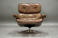 loungechair nr. 670  Charles & Ray Eames Herman Miller, 1960