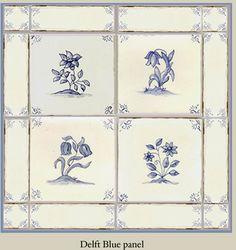 Judy Wrede Tradtiional dutch tiles absolutearts.com