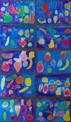 Jesienne prace plastyczne School Ideas, Quilts, Blanket, Kids, Art, Young Children, Art Background, Boys, Quilt Sets