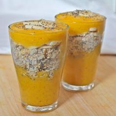 Mango And Banana Overnight Oats | 19 Ridiculously Easy Mugs Of Overnight Oats