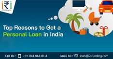 Top Reasons To Get A Personal Loan In India From Peer To Peer Lending Platform Personal Loans Loans For Poor Credit Loans For Bad Credit