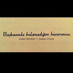Ahmet batman//Sabah uykum'dan