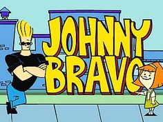 Jhonny Bravo - one of the best in the 90s