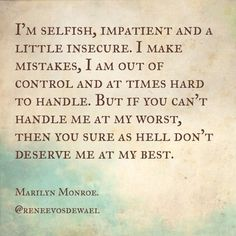 #marilynmonroe #quotes #feeling #knowing #words #quotes #quote #wisdom #life #gratitude #selfcare #core #values #shop