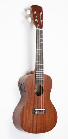 Laka Solid Mahogany Concert Ukulele with Tuner. Highly recommended entry-level concert ukulele, with hand electronic tuner included. Kala Kala, Ukulele, The Incredibles, Concert, Building, Music, Top, Musica, Musik