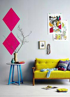 Lekker lente #2: Lente kleuren in huis