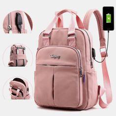 Luggage Backpack, Backpack Travel Bag, Laptop Backpack, Luggage Bags, Nylons, Travel Handbags, Cheap Bags, Cool Backpacks, Usb