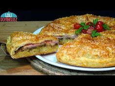 My Favorite Food, Favorite Recipes, Dessert Recipes, Desserts, Quiche, Side Dishes, French Toast, Appetizers, Buffet