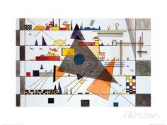 Horizonale, c.1924 Wassily Kandinsky