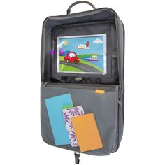 i-Hide™ Car Seat Organizer with Tablet Viewer - Car Accessories - Travel - Products