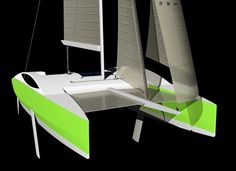 www.ngyachtdesign.com multicoques_voile.php?id=10 Yacht Design, Outdoor Furniture, Outdoor Decor, Sun Lounger, Sailing, Boat, Concept, Home Decor, Engine