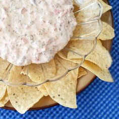 Sausage Cream Cheese Dip - only 3 ingredients! One of the top 9 Recipes on Nov 8 Daily Food Buzz