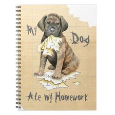 My Cane Corso Ate My Homework Notebook   pugs cutest, pug doodles, teacup pug #christmasgiftideas #gimmieallthepugglestuffs #pugpillow Pug Tattoo, Tattoo Baby, Teacup Pug, Pug Pillow, Baby Pugs, Black Pug, Back To School Gifts, Lined Page, Dog Eating