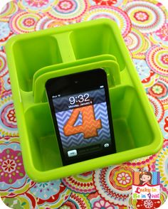 Learn how to use old iPhones in your classroom for Listening Centers!