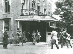 Capitulation of Germany, signed in Hotel de Wereld in Wageningen