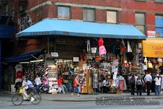 canal street new york | Map #2 Canal Street east (Chinatown, Little Italy, Lower East Side)