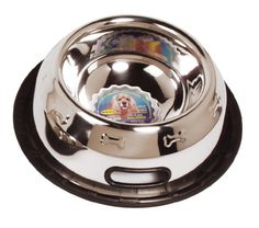 Dogit Stainless Steel Non-Spill Dog Dish, 32-Ounce - http://www.thepuppy.org/dogit-stainless-steel-non-spill-dog-dish-32-ounce/