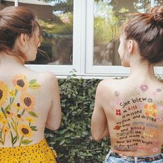 Body Paint | Daisys