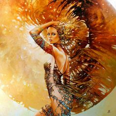 The Mistress of Chaos by Karol Bak