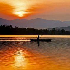 Lagoa de Ibiraquera, Imbituba, Santa Catarina, Brasil
