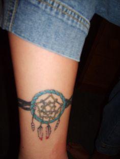 dream catchers tattoos   Dream Catcher Tattoos   bodysstyle