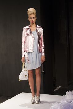 Saunder's Spring/Summer 2015 Collection | Mercedes-Benz Fashion Week | Moda & Estilo