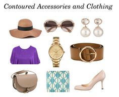 """Contoured Accessories and Clothing"" by michaelabetchley ❤ liked on Polyvore featuring Reiss, Ray-Ban, Samira 13, jon & anna, Lacoste, STELLA McCARTNEY, Dot & Bo and Manolo Blahnik"