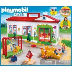 BARGAIN Playmobil Nursery School was £29.99 NOW £12.99 at Argos - Gratisfaction UK Toys Uk, Kids Toys, Playmobil City, Freebies Uk, Nursery School, Kids Bike, Heart For Kids, Childhood Toys, Jouer