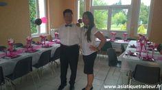 Service asiatique