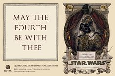 May the Fourth Be With Thee | Quirk Books : Publishers & Seekers of All Things Awesome