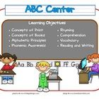This Zip File contains 10 center signs featureing ThistleGirl Designs Graphics. Each sign lists several Learning Objectives for each area. Centers ...