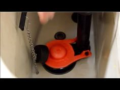How to Replace a Toilet Flapper Valve - Plumbing Tips from Roto-Rooter