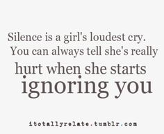 hurt...remember this with my girls.