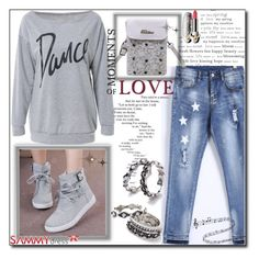 """""""Dance"""" by sirena39 ❤ liked on Polyvore featuring Guerlain"""