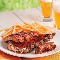 En étapes: des côtes levées meilleures qu'au resto! - En étapes - Cuisine et nutrition - Pratico Pratique - DIY - Barbecue