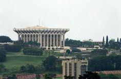 Camerun, Yaoundé.