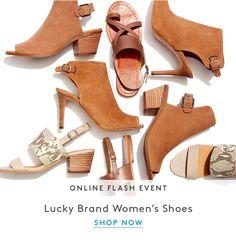 380e66d0b4 Online Flash Event | Lucky Brand Women's Shoes | Shop Now
