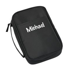 Personalized Modern Bible Bag