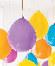 Balloon Theme Birthday