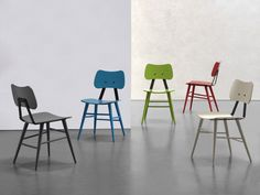Lola Chair by Cantarutti