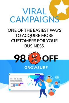 Supercharge growth for your internet business. A powerful referral platform that comes with all the features you need. $69/lifetime for 5 campaigns & 10,000 participants. #referral #affiliatemarketing #Saasgrowth #GrowthHacking #LTD #Lifetimedeal Word Of Mouth Marketing, Marketing Words, Viral Marketing, Marketing Program, Marketing Software, Marketing Consultant, Email Marketing, Affiliate Marketing, Marketing Ideas