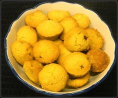 BIZZY BAKES: Corn Dog Muffins - Secret Recipe Club