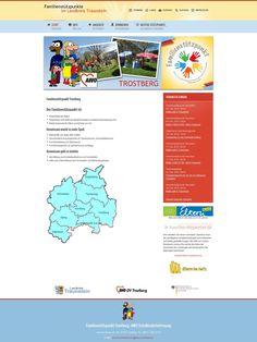 Die Website des Familienstützpunktes Trostberg: Neu integriert in den Gesamtauftritt der Familienstützpunkte: www.familienstuetzpunkt-trostberg.de