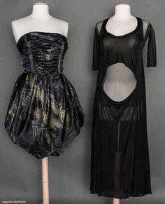Two Alexander Mcqueen Dresses, Pre 2010