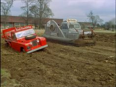 Land Rover 88 and 109 Serie II Hover Rover-self fertility works.