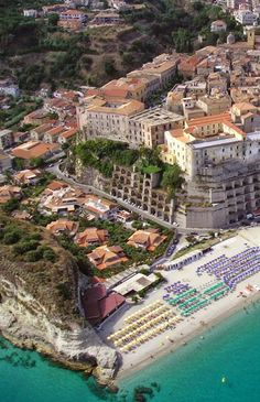 Tropea, Calabria, Southern Italy More