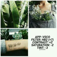 VSCO HB2